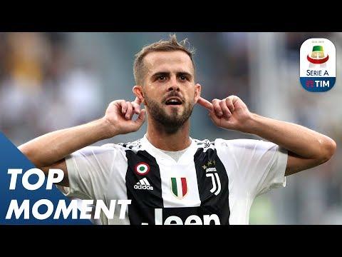 Superb Pjanic Strike! | Juventus 2-0 Lazio | Top Moment | Serie A