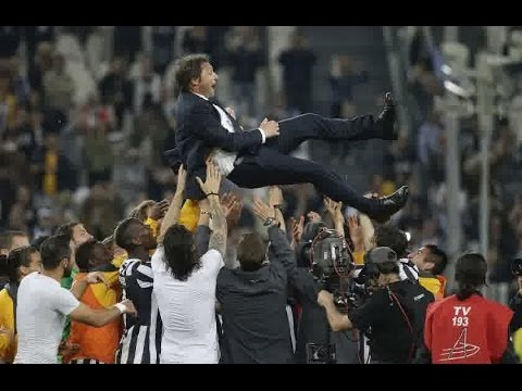 Tribute To Antonio Conte for Juventus Champione Serie A 2013 2014