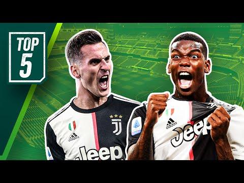 Pogback? Icardi? I 5 obiettivi di calciomercato della Juventus
