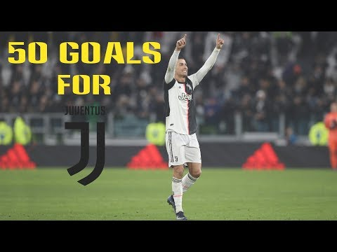 Cristiano Ronaldo – All 50 Goals For Juventus – With English Commentary