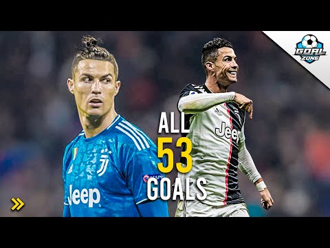 Cristiano Ronaldo – All 53 Goals for Juventus So Far