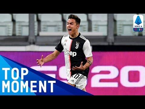 Wonderful Winning Goal From Paulo Dybala | Juventus 2-0 Inter | Top Moment | Serie A TIM