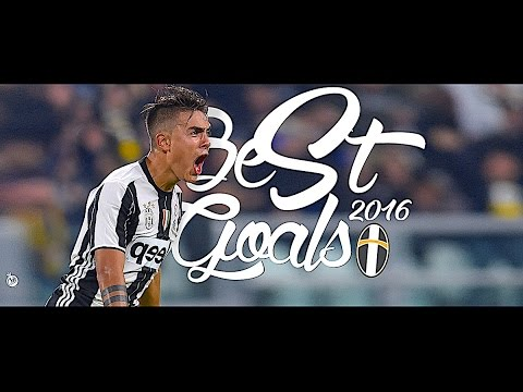 Juventus • Top 20 Goals 2016 • 4K