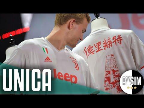 Juve in bianco e rosso per rompere la tradizione ||| Speciale Avsim nuova maglia away Juve 2019/2020