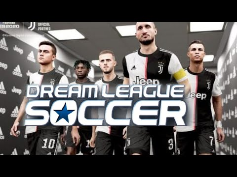 DOWNLOAD DREAM LEAGUE SOCCER MOD PES 2020 JUVENTUS USED MEGA