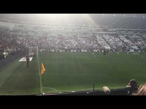 Juve – Lazio: 2-0 | Fischi per Bonucci nel pre-partita. – LIVE HD