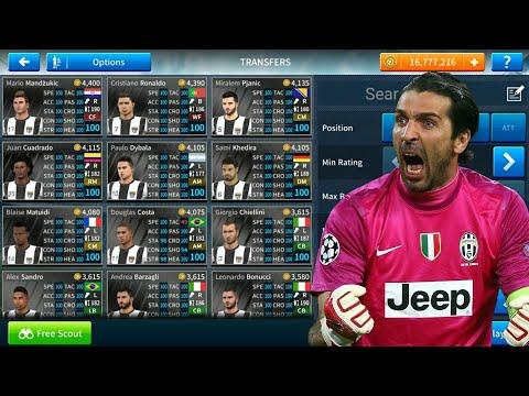Juventus Team 2019/20-All100 Players-Dream League Soccer 2019