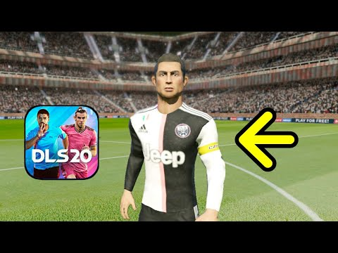 New Faces of Juventus Players in Dream League Soccer 2020 HD