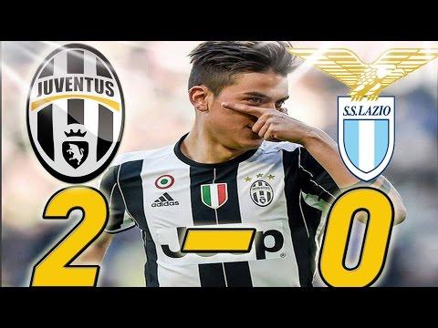 JUVENTUS LAZIO 2-0!! A TORINO NON SI PASSA! | Dybala, Higuain