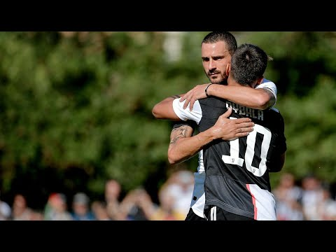 A VillarPerosa JUVENTUS A – Juventus B 3-1: Dybala ed il disastroso Demiral