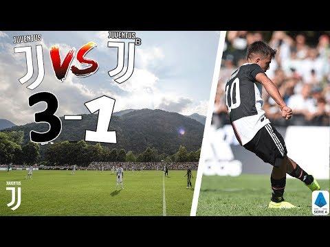 Juventus A vs Juventus B 3-1 • Highlights (Villar Perosa 2019/20)