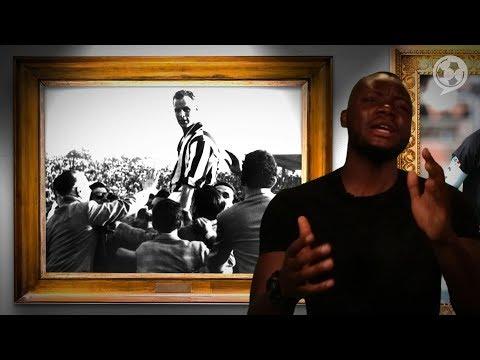 The history of the Juventus kit | kitStory | talkSPORT | Sponsored