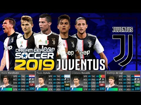 Dream League Soccer 2019 Hack Juventus 6.13 (All Player + Unlimited Coins)
