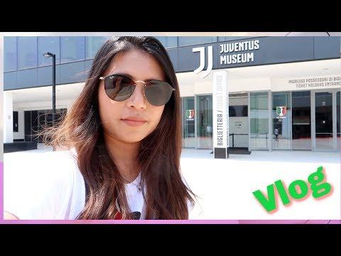 JUVENTUS STADIUM  VLOG | TURIN – ITALIA