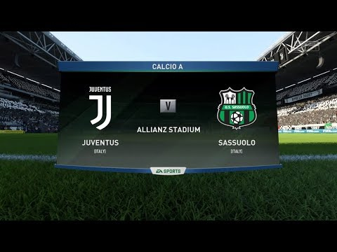 Juventus vs Sassuolo  | Serie A (Matchday 4: 16/09/2018) | Line-up Prediction & Simulation Match