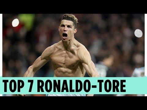 Trifft Ronaldo so geil auch für Juventus? | Top 7 La-Liga-Tore 2017/18