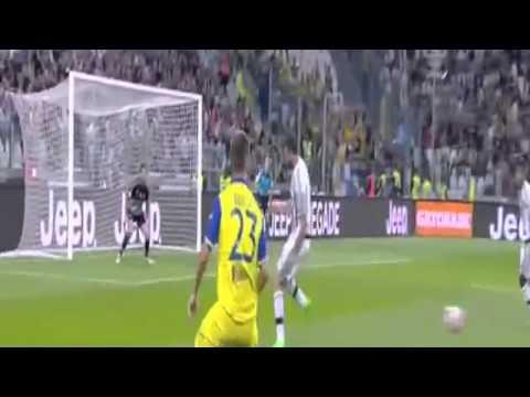 Perparim Hetemaj Goal – Juventus vs Chievo 0-1 (Serie A) 12/09/2015
