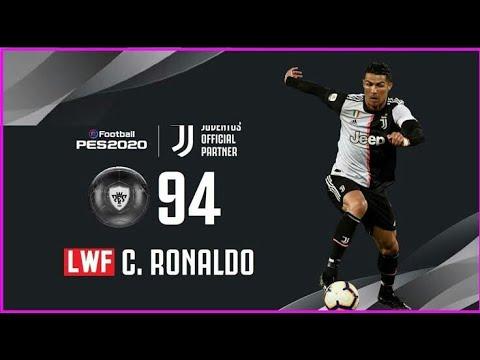 + de 300  Myclaub na Juventus pra ganhar Cristiano Ronaldo 7 no pes2020