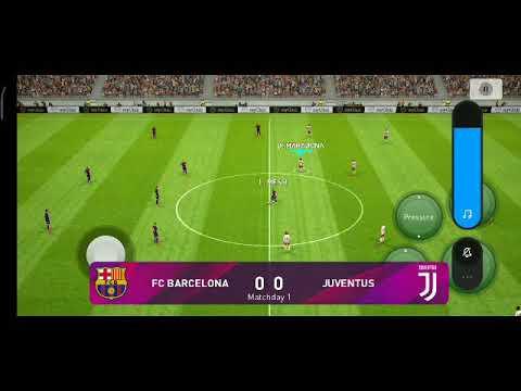 Epic match between Juventus vs FC Barcelona. 2—0 scoreline.