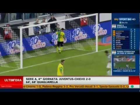 Juventus – Chievo 2-0 – All Goals & Match Highlights – September 22 2012 – [High Quality]