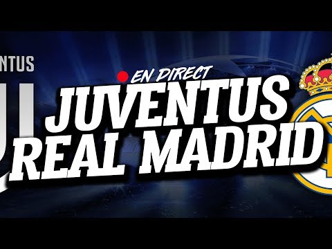 🔴 DIRECT / LIVE : JUVENTUS – REAL MADRID // Club House ( JUVE – REAL )