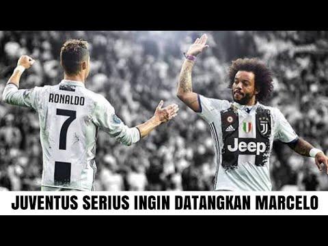 Demi datangkan Marcelo ke Turin, Juventus siap korbankan bek kiri andalan