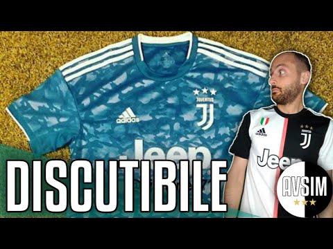 Svelata la nuova terza maglia Juve. Che senso ha? ||| Speciale Avsim