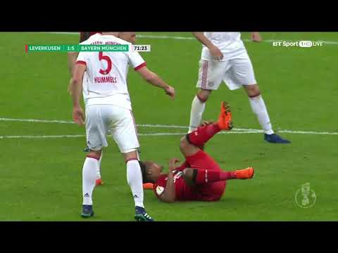 Leon Bailey vs Bayern Munich HD Match Highlights (DFB Pokal) – ● Super Sub ●