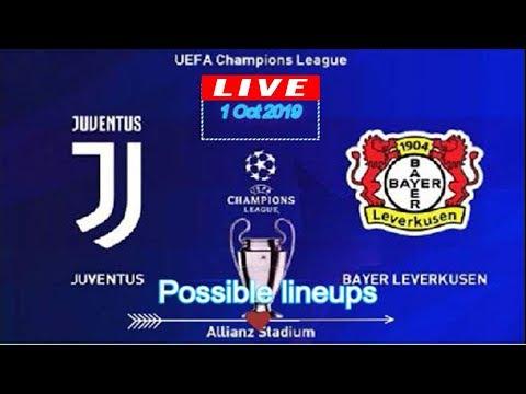 Juventus vs Bayer Leverkusen Live – Champions League 2019 Possible lineups