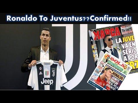 Ronaldo to Juventus Transfer News||Ronaldo Transfer news