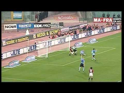 Derby Roma – Lazio  2-0 del 27/10/2001