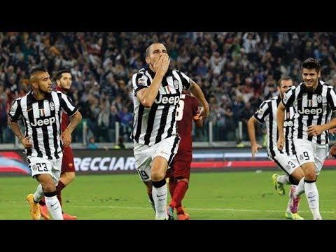Juventus – Roma 3-2 (05.10.2014) 6a Andata Serie A (Ampia Sintesi).