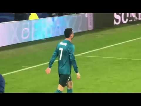 CRISTIANO RONALDO applaudito dai tifosi della JUVENTUS – APPLAUSE for RONALDO BICYCLE GOAL