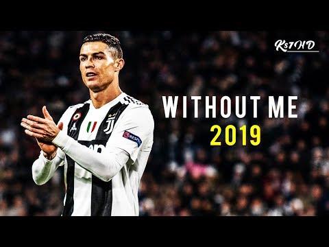 Cristiano Ronaldo 2018/19 – Halsey – Without Me | Juventus | Skills & Goals | HD