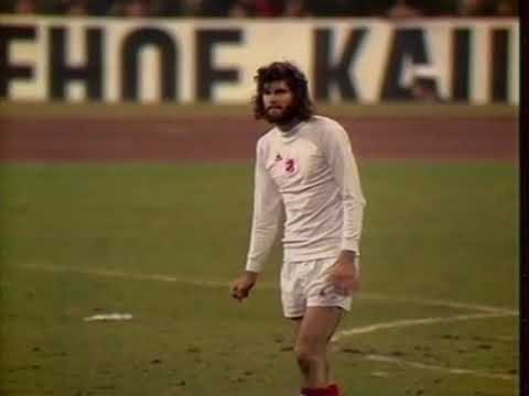 21/03/1973 BAYERN MUNICH v  AJAX
