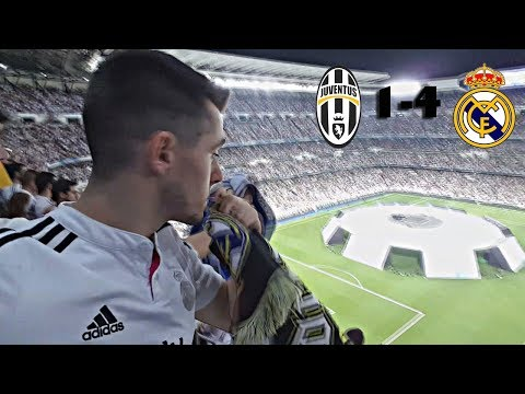 FINAL DE LA CHAMPIONS 2017 | JUVENTUS vs REAL MADRID.