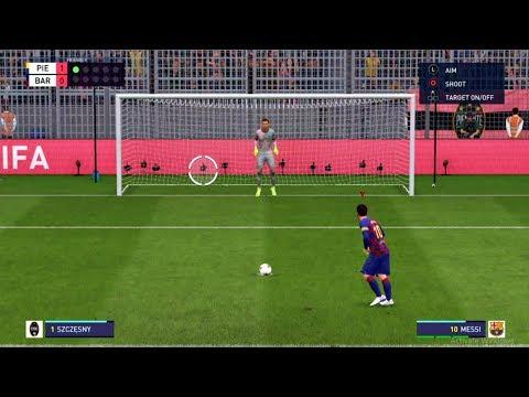 Barcelona VS Juventus FIFA 2020 Penalty Shootouts FIFA 20 penalties