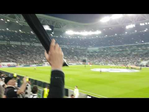 Formazione Juventus Barcellona 11.04.2017 con sigla my time