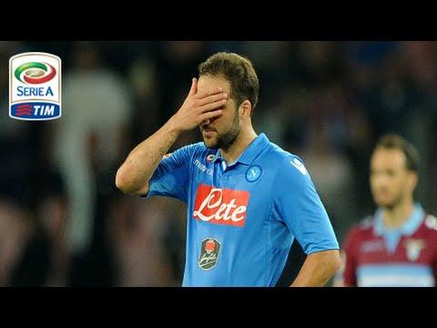 Napoli 2-4 Lazio – Highlights – Giornata 38 – Serie A TIM 2014/15