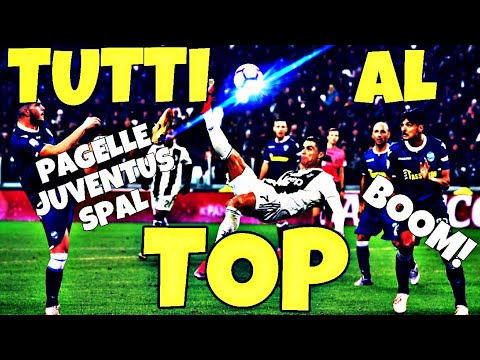 DE SCIGLIO TOP PLAYER!! 😂👏 PAGELLE JUVENTUS SPAL 2-0