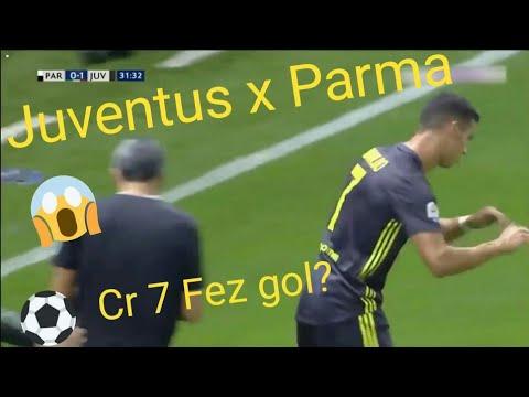 Juventus x Parma – CR7 MARCOU ??  Melhores Momentos e Gols