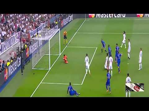 Álvaro Morata Goal – Real Madrid vs Juventus 1-1 HD