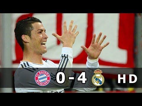 Bayern Munich vs Real Madrid 0-4 – UCL 2013/2014 Full Highlights HD