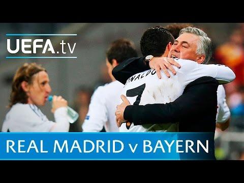 Real Madrid v Bayern highlights: 2013/14 UEFA Champions League semi-final