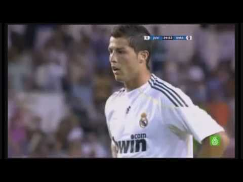 Real madrid vs Juventus Turin 1 – 2  Goals HD 31/07/2009 Peace cup Semi-final