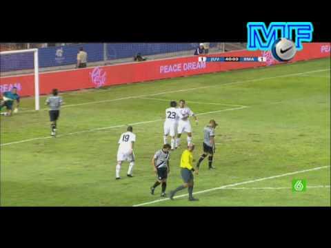 Real Madrid vs Juventus de Turin ( buena calidad) – Peace cup semifinal