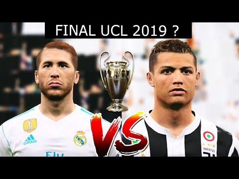 PES | Final Juventus vs Real Madrid Full Match | amazing goals | Gameplay PC