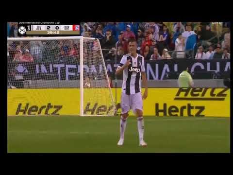 Juventus vs Bayern Munich 2-0 (International Champions Cup)
