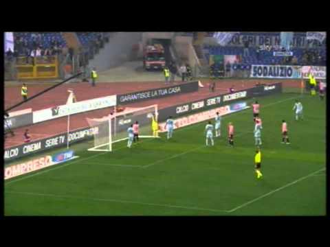 Lazio – Palermo 2-0 | Sintesi Highlights Sky Sport | 06/03/2011 | 28^ giornata serie A | HQ