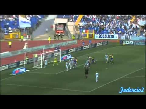 Lazio vs Parma: 2-0 con Guido De Angelis – Highlights SKY (10/04/2011) – HD